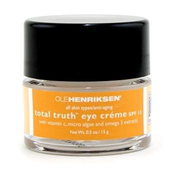 Ole Henriksen Total Truth™ Eye Crème SPF 15 0.5 oz (Ole Henriksen Eye Cream compare prices)