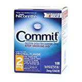 Nicorette Lozenges ~ Commit