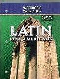 Glencoe Latin for Americans Workbook Teacher Edition