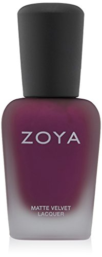 ZOYA Nail Polish, Iris Mattevelvet, 0.5 Fluid Ounce (Matte Polish compare prices)