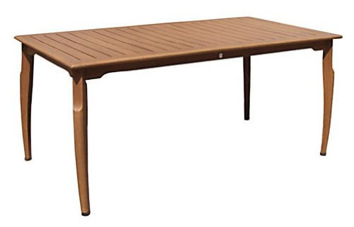 MBM 73.00.0025 Tisch Panthera 90 x 165, teak jetzt bestellen