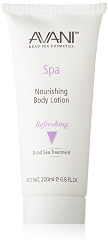 Avani Dead Sea Nourishing Body Lotion Refreshing