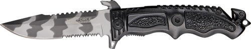 Tac Force TF-711UC Assisted Opening Folding Knife 5-Inch Closed