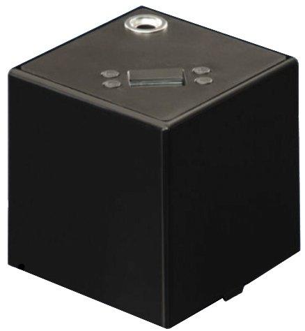 Air/Q Adjustable Home Air Freshener (Black)