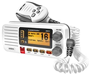 USA Wholesaler - 9771578 - Uniden Fixed Mount VHF Marine Radio by Unknown