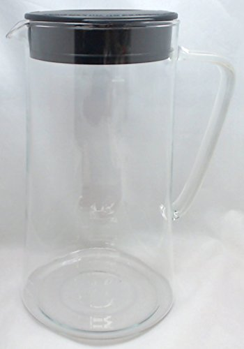 Mr Coffee Iced Tea Maker Replacement Glass Pitcher : Mr. Coffee Ice Tea Glass Pitcher 2.5 QT, BVST-TP23 Best Coffee Maker Reviews