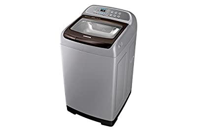 Samsung WA65H4000HD/TL Fully automatic Top-loading Washing Machine (6.5 kg, Light Grey)