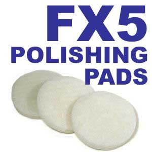 21 Water Filter Polishing Pads for Fluval FX5 / FX6