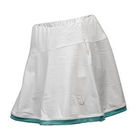 WILSON Women`s 14 Cross Tennis Skirt