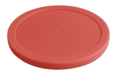 DMI Sports 3 Red Table Hockey Pucks - 1