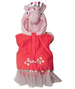Amazon.com: Peppa Pig Costume Dress up Halloween Age 2-3