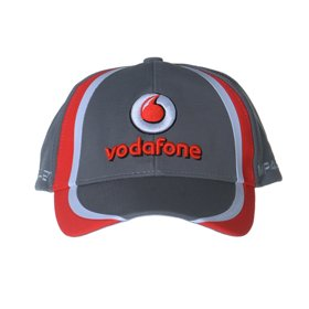 Vodafone Mclaren Mercedes 2012 Team Cap from Vodafone McLaren Mercedes