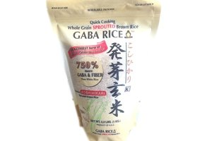 Amazon.com : gaba rice whole grain sprouted brown rice