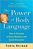img - for The Power of Body Language Reprint edition book / textbook / text book