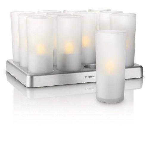 Philips IMAGEO LED Kerzen 12er-Set