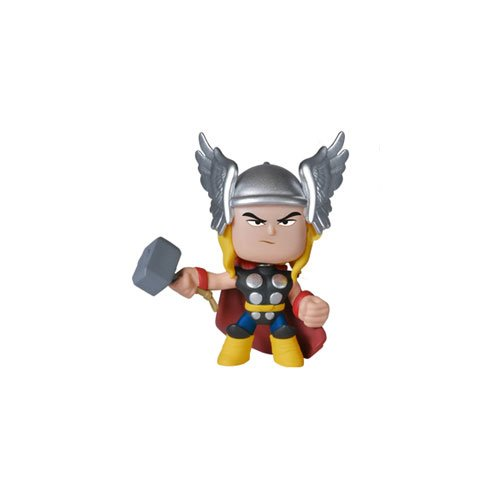 Marvel Mystery Mini Thor (2/24) Bobble head - 1