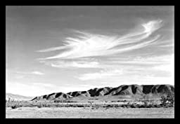 12 X 18 Stretched Canvas Poster Landscape at Manzanar