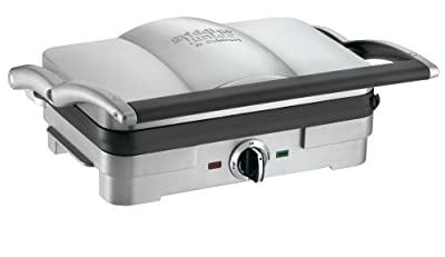 Cuisinart GR-3 Griddler Jr 3-in-1 Nonstick Countertop Grill from Cuisinart