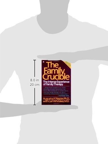 the intense experience of family therapy as described in the family crucible Hope and despair in narrative and family therapy:  of human experience and therapy practice family therapy beyond  up in the crucible of.