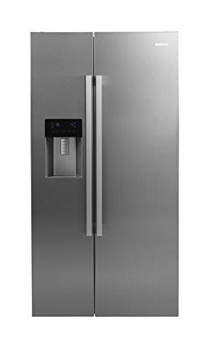 Beko-Gn162320X-Rfrigrateur-Side-By-Side-Gn162320-X-avec-Distributeur-De-Glaons