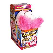 Stompeez Puppy Slippers, Medium, 1 ea