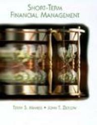 KIP:SHORT TERM FINL. MANAGEMENT, 1E (Dryden Press Series in Finance)