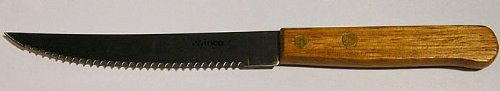 Winco Steak Knife, 4-1/2-Inch