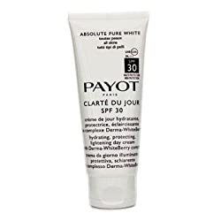 Payot Absolute Pure White Clarte Du Jour SPF 30 Hydrating Protecting Lightening Day Cream, 100ml/3.3oz