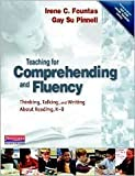 img - for Teaching for Comprehending and Fluency Publisher: Heinemann; Pap/Dvdr edition book / textbook / text book