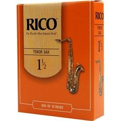 Rico Tenor Sax Reeds, Strength 2.5, 3-pack