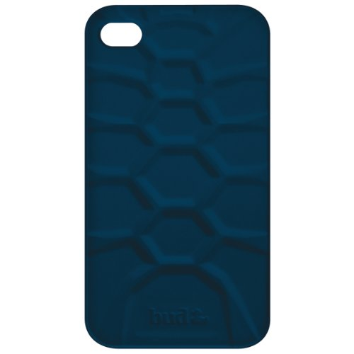 PT Bud Case for Iphone 4/ 4s Tuff Turtle Silicone (Navy)