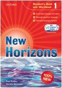 New horizons. Starter-Student's book-Workbook-My digital book. Con espansione online. Per le Scuole superiori: 1