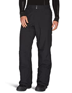 Quiksilver Men's STATE INS PNT-State INS Snow Pants - Black, Medium (Old Version)
