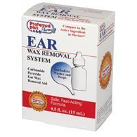 Preffered Plus Products Ear Wax Removal System ***Kpp Size: 1/2 Oz by Preffered plus