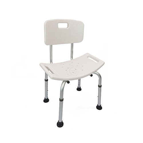 shower-chair-with-adjustable-height-for-bathroom