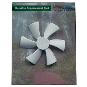VENTLINE BVA0163-00 RV Trailer Camper Vent Dome Part Fan Blade 12V (Ventline Fan Blade compare prices)