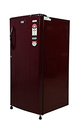Videocon VKE205T Chill Mate Direct-cool Single-door Refrigerator (190 Ltrs, Burgundy Red)
