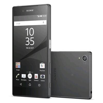 SONY Sony Xperia Z5 E6653 LTE [Graphite Black 32GB 海外版 SIMフリー]