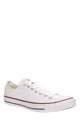 Converse Unisex All Star Ox Sneaker - Optic White