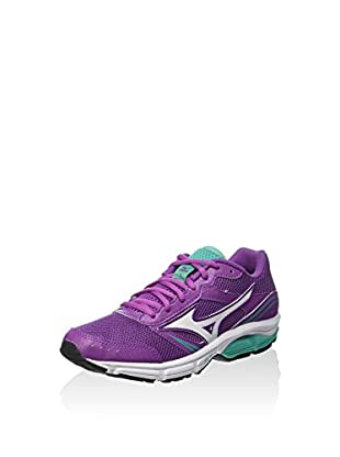 Mizuno Zapatillas de Running Wave Impetus 3 Wos (Morado / Blanco)