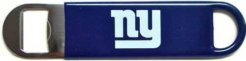NFL New York Giants Vinyl Covered Long Neck Bottle Opener