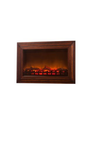 Black Friday Fire Sense Wood Wall Mounted Electric Fireplace Cyber Monday Sale 2012 Cheap