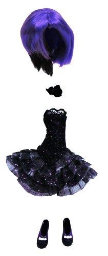 Mystixx Goth Silva Fashion Pack Doll Set - 1