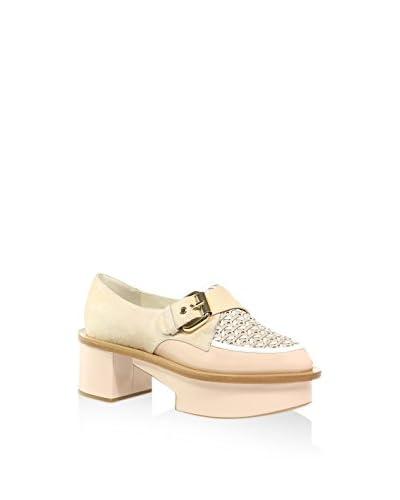 Pollini Zapatos Monkstrap