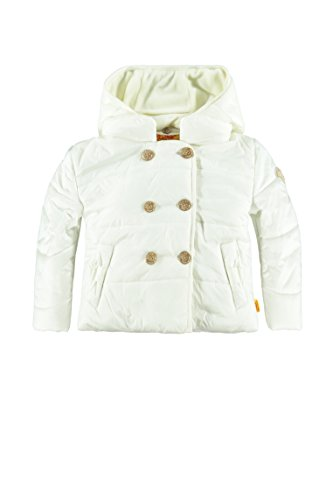 Steiff Anorak-Giacca Bimbo 0-24    Off-White (cloud Dancer White 1610) 6-12 Mesi