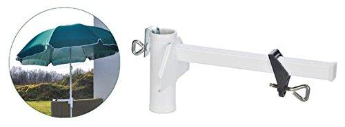 Sonnenschirm Halterfür Mauern und Geländer günstig bestellen
