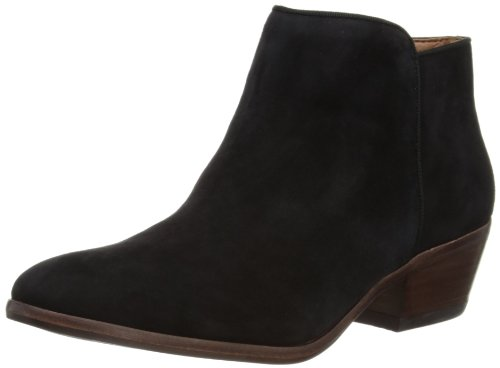 Sam Edelman Women's Petty Black Suede Boots 4 UK