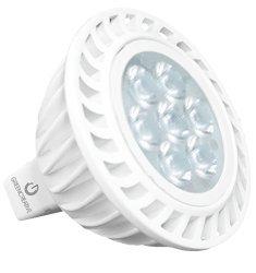 Greencreative 95338 - 7W - Mr16 Led - 3000K - 525 Lumen - Gu5.3 Base - 12V - Dimmable - Fl Light Bulb