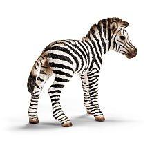 Schleich - Zebra Foal