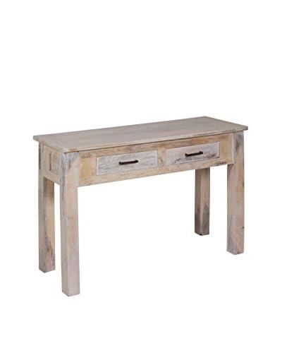 Hampton hout eclectische collectie console